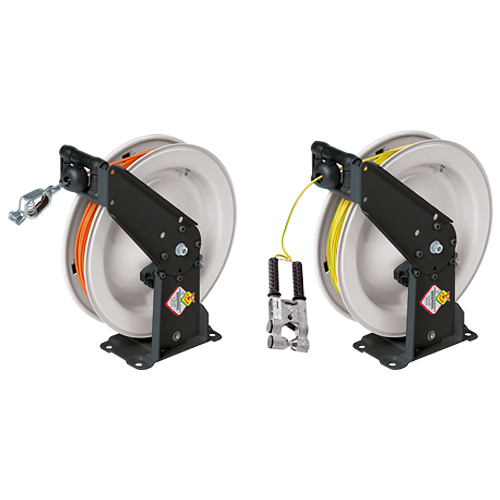 Grounding cable reels - s. 350