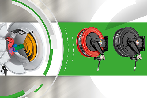 KNOW ALL THE ADVANTAGES AND QUALITIES OF OUR HOSE REELS